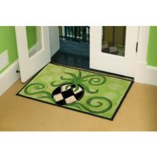 Pineapple Bamboo Rug
