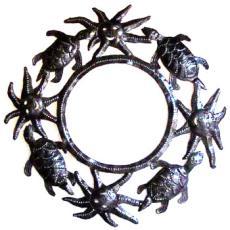 Turtle Sun Mirror
