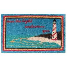 Light House Door Mat