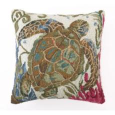 SeaLife Turtle Hook Pillow