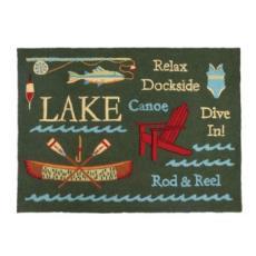 Lake Hook Rug