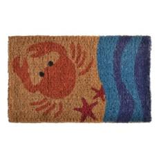 Crab Beach Doormat