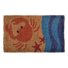 Crab Beach Doormat