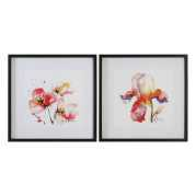 Uttermost Blooms Hermanas Watercolor Prints S/2