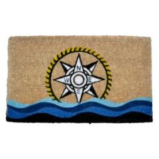 Compass Door Mat