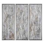 Uttermost Shades of Bark Modern Art S/3