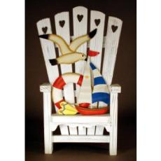 Beach Chair Wall Decor