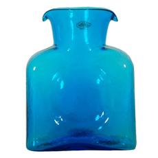 Blenko Glass Water Bottle