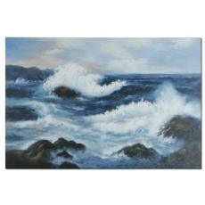 Rugged Coast Canvas Art