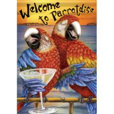 Parrots Garden Dura Soft