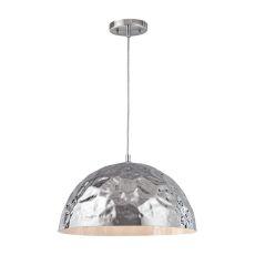 Hammersmith 1 Light Pendant In Polished Chrome