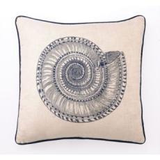 "Trochus EMB Pillow 20X20"""