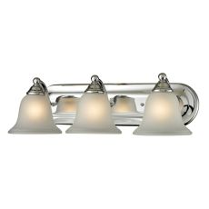 Shelburne 3 Light Bathbar In Chrome