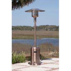 Copper Commercial Propane Gas Patio Heater