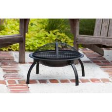 Folding Fire Pit 22 Inches
