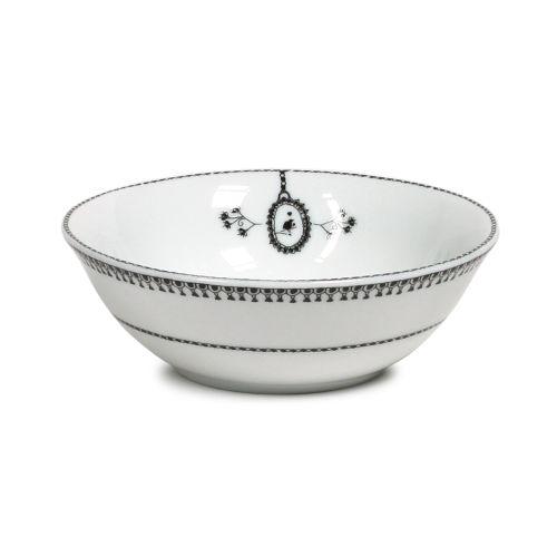 "Bowl Chain - 5"", White"