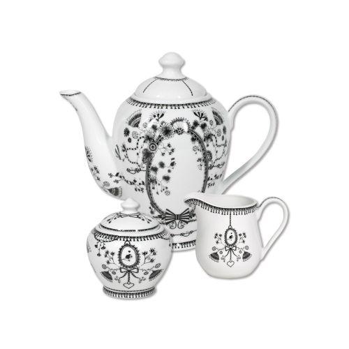 5 Piece Tea Service