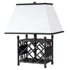 Bamboo Caddy Table Lamp