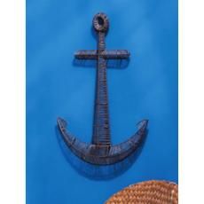 Anchor Woven Wall  Decor