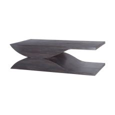 Pin Solid Wave Coffee Table