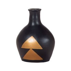 Golden Direction Hand Painted Jug