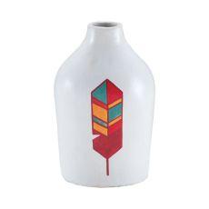 Little Bear Hand Painted Vase