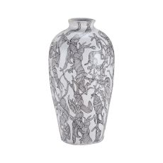 Thicket Hand Painted Vase