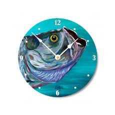 King of The Backcountry Wall Clock