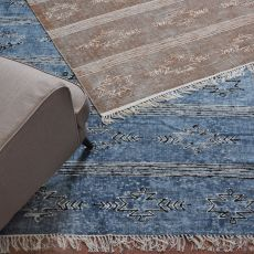 Gamba Brown 9 x 12 Rug