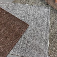 Midas Light Gray 8 x 10 Rug