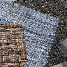 Ramey Blue-Gray 9 x 12 Rug