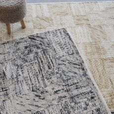 Junction Beige 5 x 8 Rug