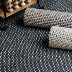 Colemar Charcoal 5 x 8 Rug