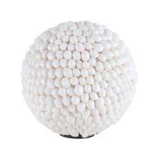 White Hermit Shell Ball