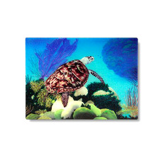 Aloha Honu Cutting Board