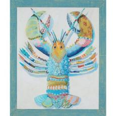 Rock Lobster Framed Art