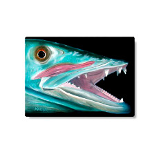 Fang Fish Decor Cutting Board