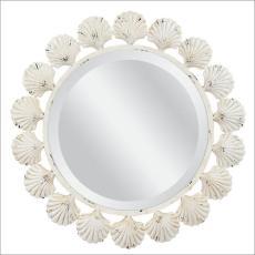Shell Bevel Mirror