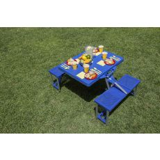 Picnic Table Blue