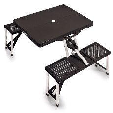 Picnic Table Folding with Bench