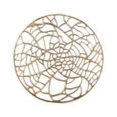 Spidersilk Wall Sculpture