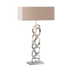 Essence 1 Light Table Lamp In Nickel