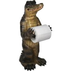 Alligator Toilet Tissue Holder