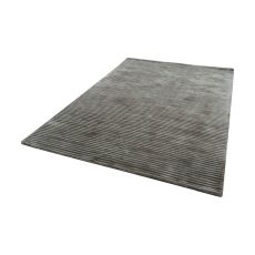 Logan Handwoven Viscose Rug In Sand - 5Ft X 8Ft