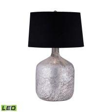 Antique Mercury Glass Jug Led Lamp