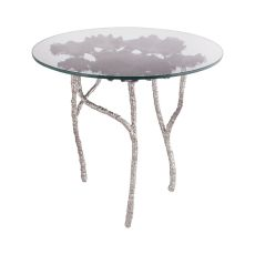 Victoria Round Side Table