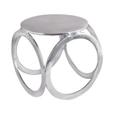 Angled Ovals Side Table