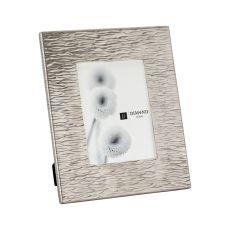 Aluminum Textured 5X7 Photo Frame