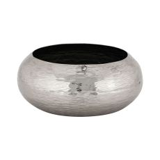 Large Hammered Oblong Bowl