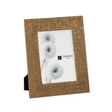 Ripple Texture 5X7 Photo Frame In Rose Gold
